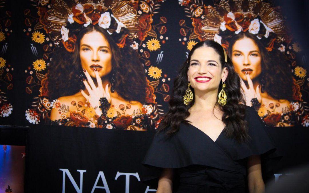 Natalia Jiménez y su amor por México